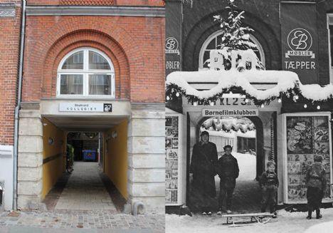 Kjellerupsgade school Aalborg store negro pikke